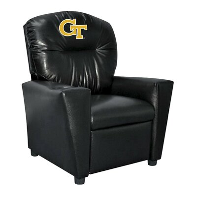 NCAA Tween Recliner College Team: Georgia Tech