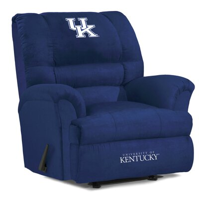 Big Daddy NCAA Recliner NCAA Team: University of Kentucky