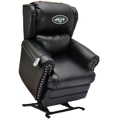 Football Lift Chair NFL Team: New York Jets