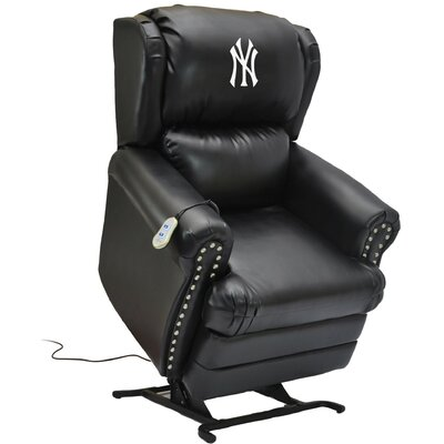 Baseball Lift Chair MLB Team: New York Yankees