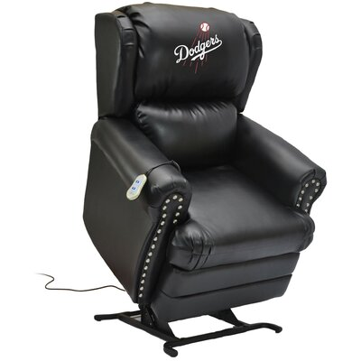 Baseball Lift Chair MLB Team: Los Angeles Dodgers