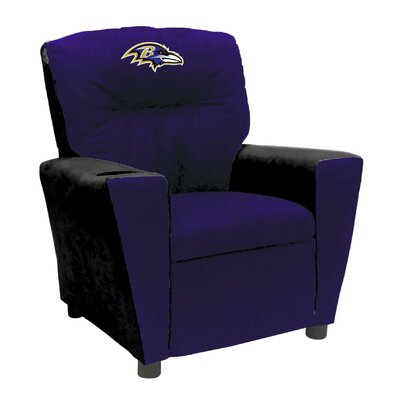 Kids Fan Favorite Recliner NFL Team: Houston Texans