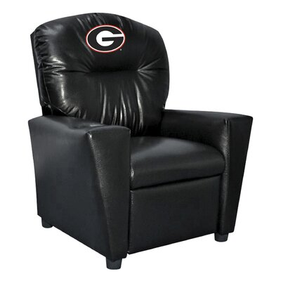 Kids Recliner College Team: University of Georgia
