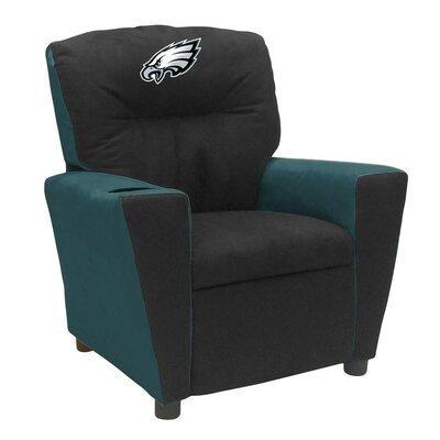 NFL Kids Recliner NFL Team: Philadelphia Eagles IMP  122-1014
