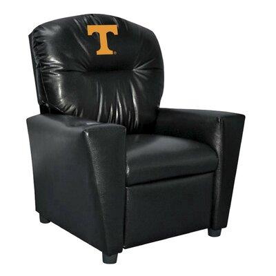 NCAA Tween Recliner College Team: University of Tennessee
