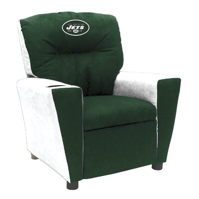 Tween Fan Favorite Recliner NFL Team: New York Jets