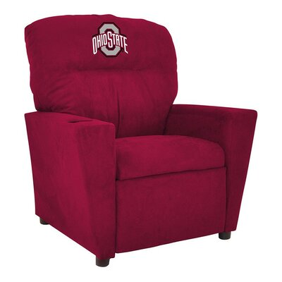 NCAA Kids Recliner College Team: Ohio State