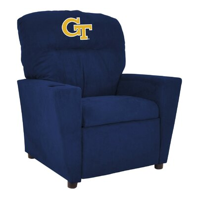NCAA Kids Recliner College Team: Georgia Tech