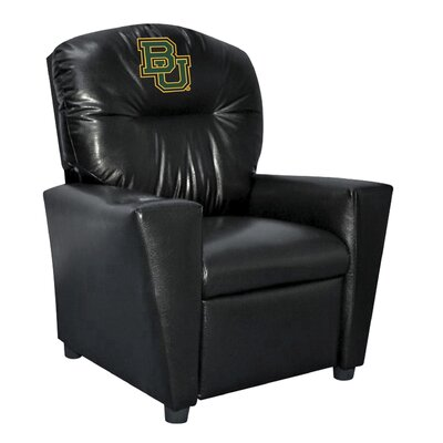 NCAA Tween Recliner College Team: Baylor University