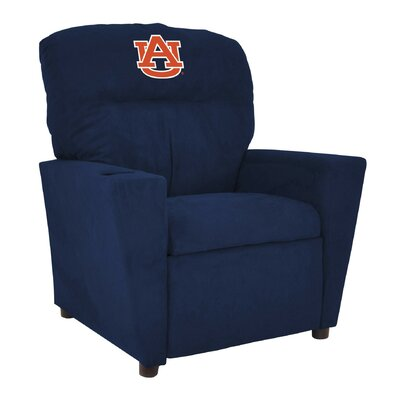 NCAA Tween Recliner College Team: Auburn University