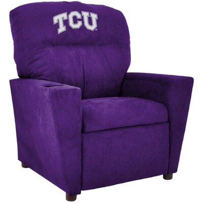NCAA Tween Recliner College Team: TCU