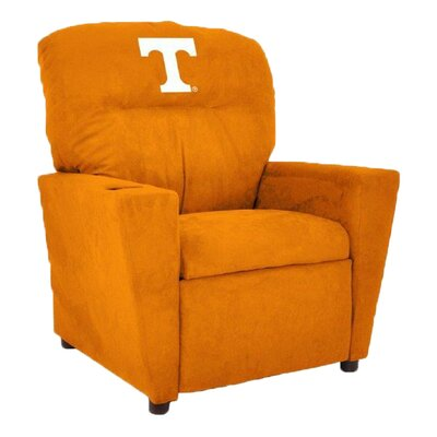 NCAA Tween Recliner College Team: University of Tennessee