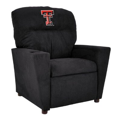 NCAA Tween Recliner College Team: Texas Tech