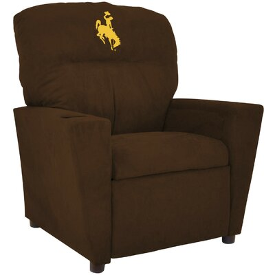 NCAA Tween Recliner College Team: University of Wyoming