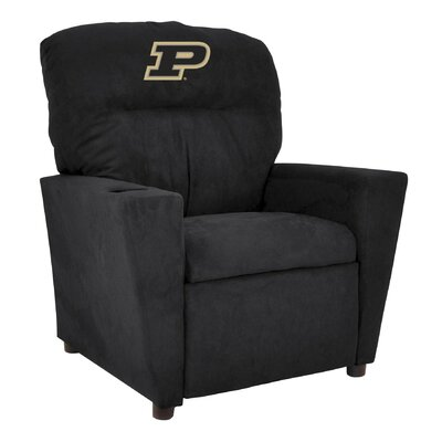 NCAA Tween Recliner College Team: Purdue University