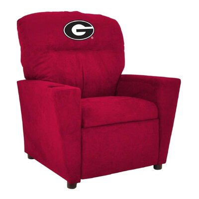 NCAA Tween Recliner College Team: University of Georgia