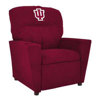 NCAA Tween Recliner College Team: Indiana University
