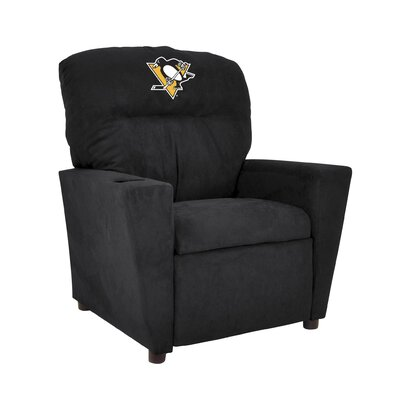 NHL Kids Recliner with Cup Holder 408-4103