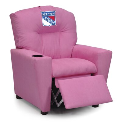 Kids Recliner NHL Team: New York Rangers�