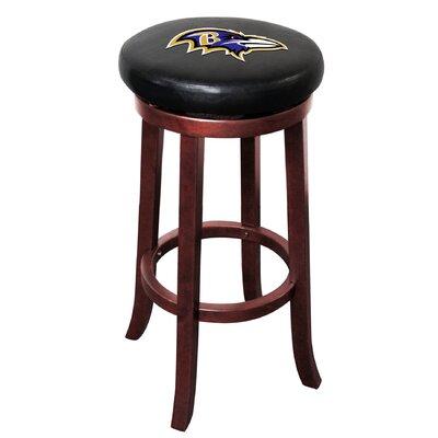 NFL 30 Bar Stool NFL: Baltimore Ravens