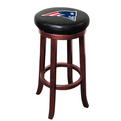 NFL 30 Bar Stool NFL: New England Patroits
