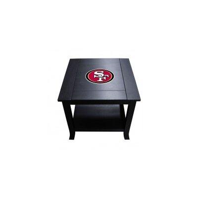 NFL End Table NFL: San Francisco 49ers