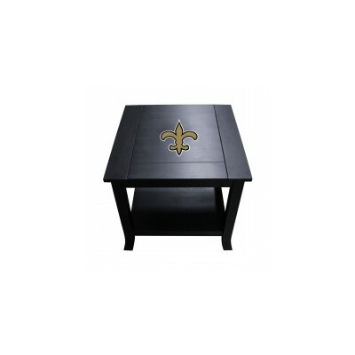 NFL End Table NFL: New Orleans Saints