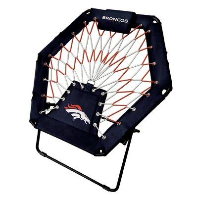 Premium Bungee Side Chair NFL Team: Denver Broncos