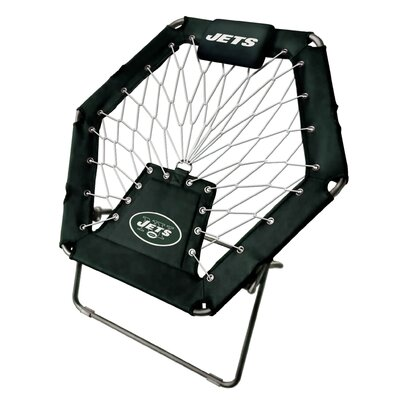 Premium Bungee Side Chair NFL Team: New York Jets