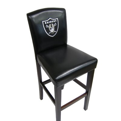 NFL 24 Bar Stool NFL Team: Oakland Raiders