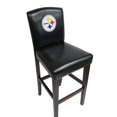NFL 29.5 Bar Stool NFL Team: Pittsburgh Steelers