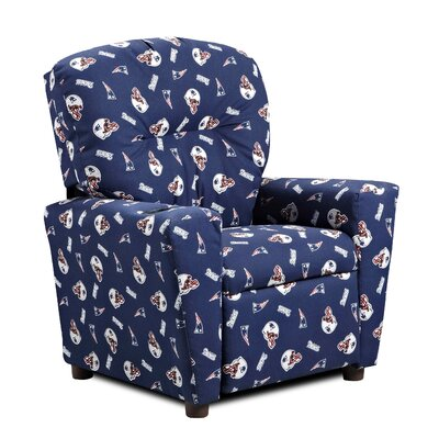 NFL Kids Recliner NFL Team: New England Patriots 67-1011