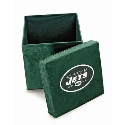 NFL Cube Ottoman NFL Team: New York Jets