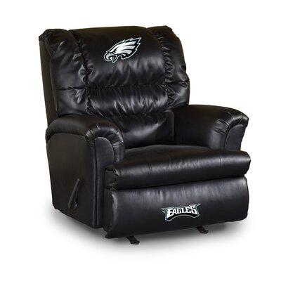 NFL Big Daddy Recliner NFL Team: Philadelphia Eagles