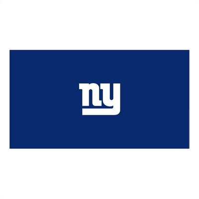 NFL Team Logo Billiard Table Cloth NFL Team: New York Giants