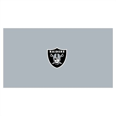 NFL Team Logo Billiard Table Cloth NFL Team: Oakland Raiders