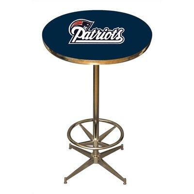 NFL Pub Table NFL Team: New England Patriots