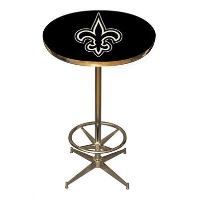 NFL Pub Table NFL Team: New Orleans Saints
