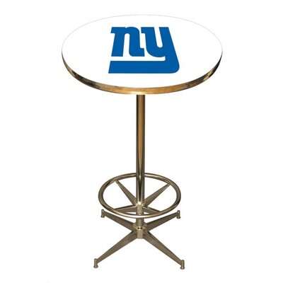 NFL Pub Table NFL Team: New York Giants