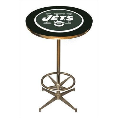 NFL Pub Table NFL Team: New York Jets