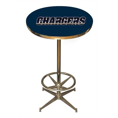 NFL Pub Table NFL Team: San Diego Chargers