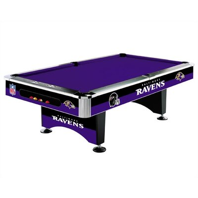 Baltimore Ravens Pool Table Ravens Billiards Table