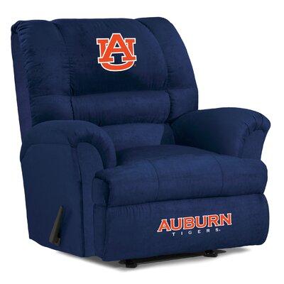 Big Daddy NCAA Recliner NCAA Team: Auburn University