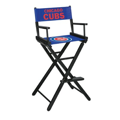 Imperial MLB Bar Height Directors Chair - MLB Team: Chicago Cubs at Sears.com