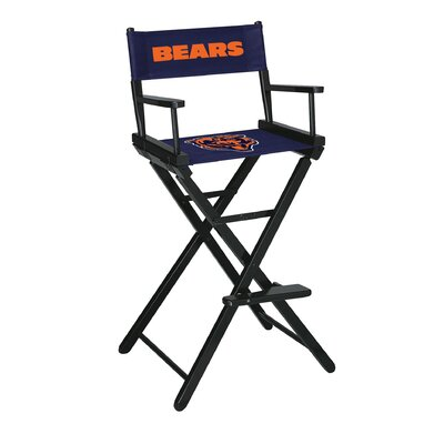 Imperial NFL Bar Height Director Chair - NFL Team: Chicago Bears at Sears.com