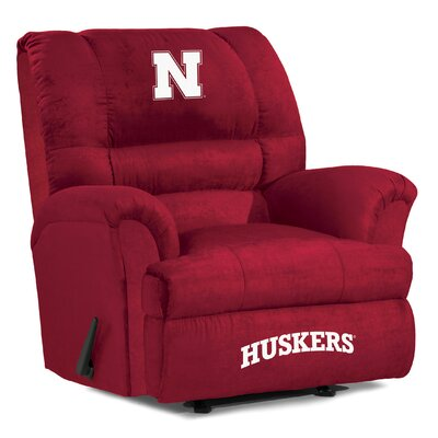 Big Daddy Recliner NCAA Team: University of Nebraska