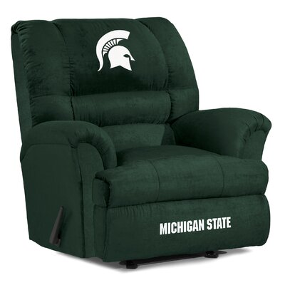 Big Daddy NCAA Recliner NCAA Team: Michigan State