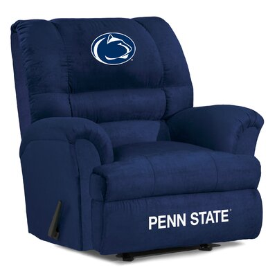 Big Daddy NCAA Recliner NCAA Team: Penn State