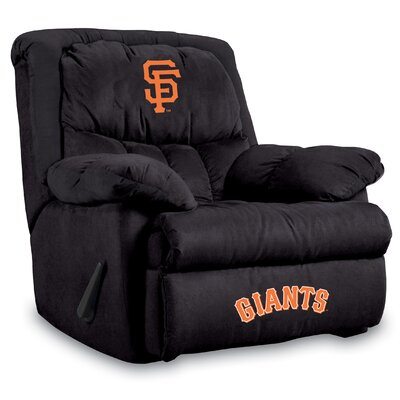 San Francisco Giants Recliner Giants Leather Recliner