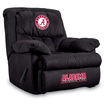 NCAA Home Team Recliner NCAA Team: University of Alabama